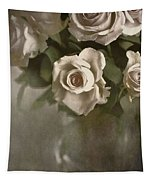 Antique Roses Tapestry