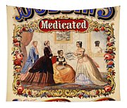Antique Toilet Soap Ad - 1868 Tapestry