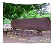 Antique Water Tank - No 2 Tapestry