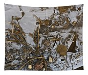 Apparitions On Ice Tapestry