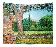 Appia Antica, View, 2008 Tapestry