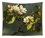 Apple Blossoms Tapestry
