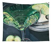 Apple Martini Tapestry
