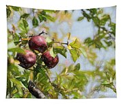 Apple Pickin' Time Tapestry