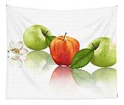 Apple Story Tapestry