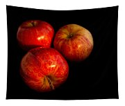 Apple Trio Tapestry