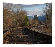 Approaching Grants Pass 2 Tapestry