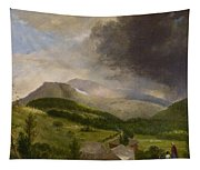 Approaching Storm  White Mountains Tapestry