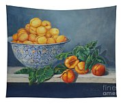 Apricots And Peaches Tapestry