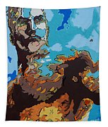 Aquaman - Reflections Tapestry
