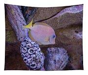 Aquarium Impression Tapestry