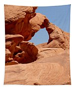 Arch At Valley Of Fire State Park Tapestry