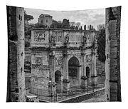 Arch Of Constantine Tapestry
