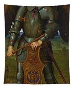 Archangel Michael Tapestry