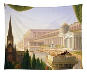 Architects Dream Tapestry