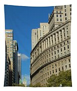 Architecture In New York City Tapestry