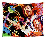 Jimi Hendrix Are You Experienced Tapestry
