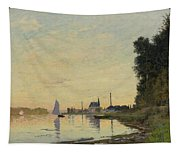 Argenteuil Late Afternoon Tapestry