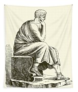 Aristotle Tapestry