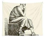 Aristotle Tapestry