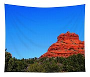 Arizona Bell Rock Hdr Tapestry