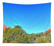 Arizona Bell Rock Tapestry