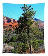 Arizona Bell Rock Valley 5 Tapestry