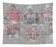 Arizona Cardinals Legends Tapestry