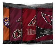 Arizona Sports Teams Tapestry