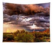 Arizona Sunset 5 Tapestry