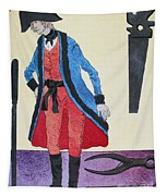 Army Surgeon, C1800 Tapestry