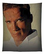 Arnold Schwarzenegger  Tapestry