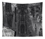 Around The Next Bend Digital Art Tapestry