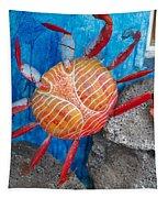 Art Follows Life Tapestry