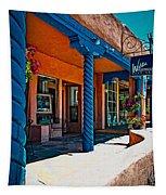 Art Gallery In Taos Tapestry