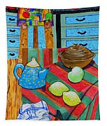 Art In The Kitchen Tapestry