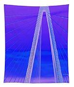Arthur Ravenel Jr Bridge Iv Tapestry