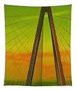 Arthur Ravenel Jr Bridge V Tapestry