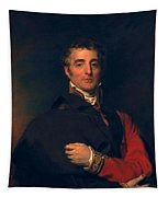 Arthur Wellesley, Duke Of Wellington Tapestry