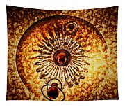 Artificial Galaxy Tapestry