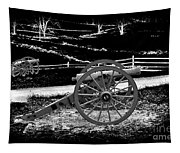 Artillery At Gettysburg Tapestry