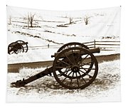 Artillery Positions - Toned Tapestry