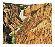 Artist Point View Tapestry