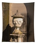 Artistic Fountain Tapestry