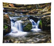 As The Water Flows  Tapestry