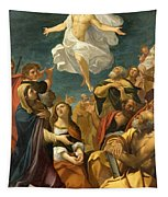 Ascension Of Christ Tapestry