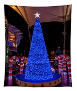 Asian Christmas Display Tapestry