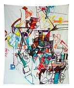 Asking For A Widening Of Thought 2 Tapestry