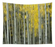 Aspen Abstract  Tapestry
