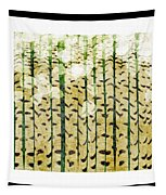 Aspen Colorado Abstract Square 3 Tapestry